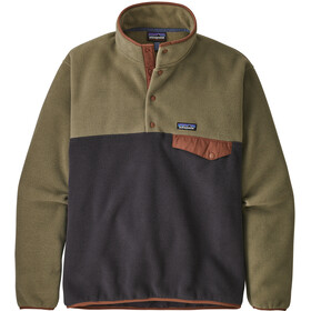 Patagonia Lightweight Synchilla Snap-T Pullover Herr Sage Khaki